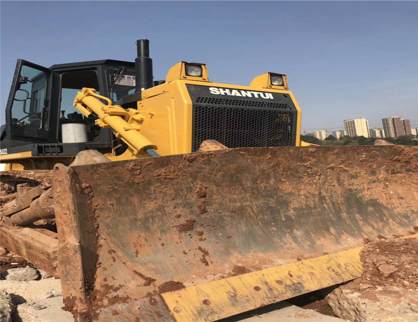 Used Shantui Bulldozer SD22 with Ripper for sale ,for sale second hand china dozer SD22