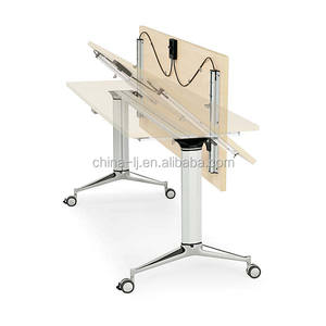 commercial furniture movable training room table