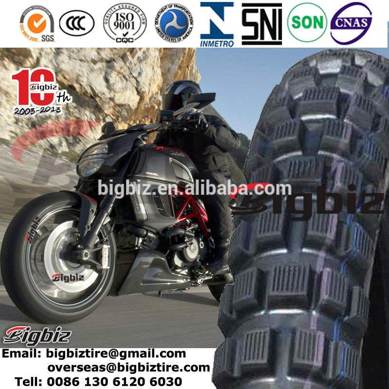 فائقة الجودة <span class=keywords><strong>اطارات</strong></span> الدراجات النارية، دراجة نارية الإطارات 3.00-18 المصنع مباشرة