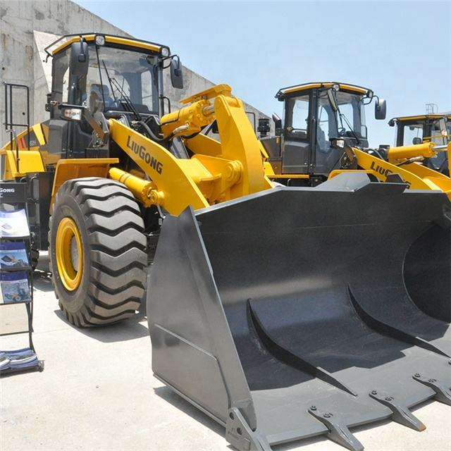Chinese LIUGONG 877H 7 Ton Front Wheel Loader Price