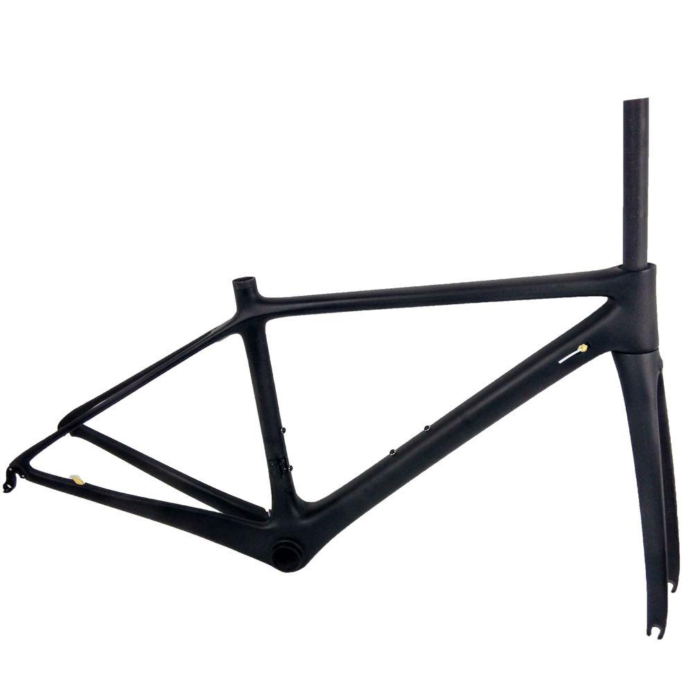 Carbon Di2 Bike Cyclocross Frame/&Fork Framesets UD Matt 51.5cm or 56cm BB86.5