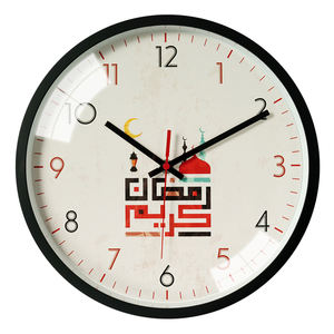 OEM/ODM mosque digital prayer time clock azan clock