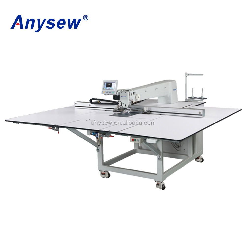 AS8300-13085 Fully Automatic Oil-Free Process Template Sewing Machine