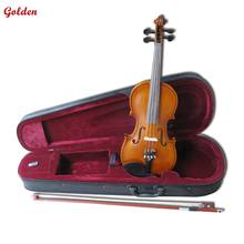 Golden Best Brands Cheap Price Viola For Students With Viola Case and Bow