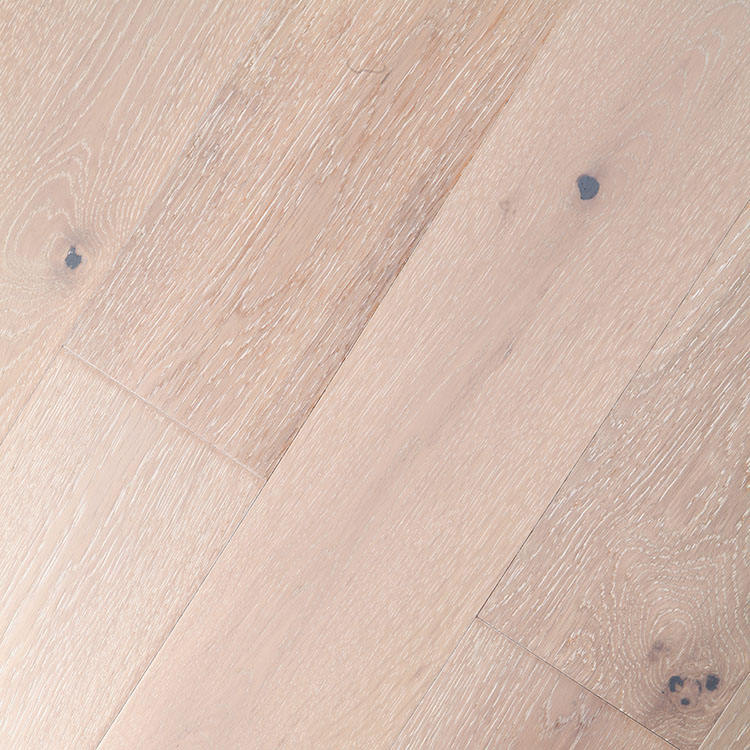 New Product Veneer SPC rigid core engineered oak hardwood flooring
