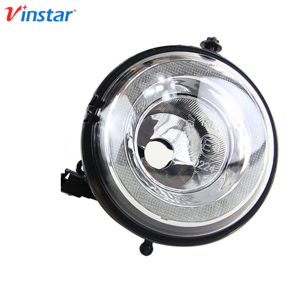 Mini Cooper LED Halo Angel Eyes Style DRL Daytime Running Fog Lights Lamps Assembly For Mini Cooper R55 R56 R57 R58 R59 R60 R61