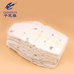 Machine make baby diaper in China ultra thin baby diaper price