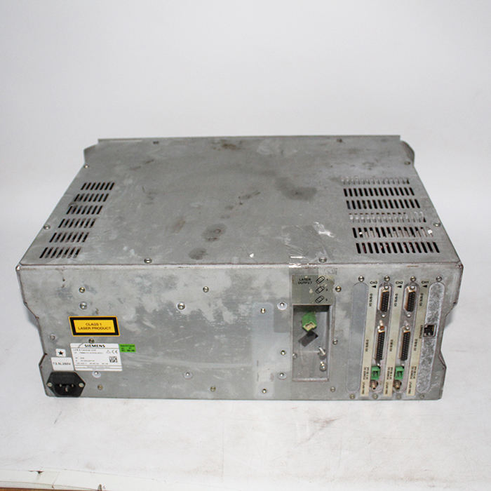 SIEMENS LDS 6 IN-SITU LASER PROCESS MULTI-GAS ANALYZER 7MB6121-0CF00-0FX1