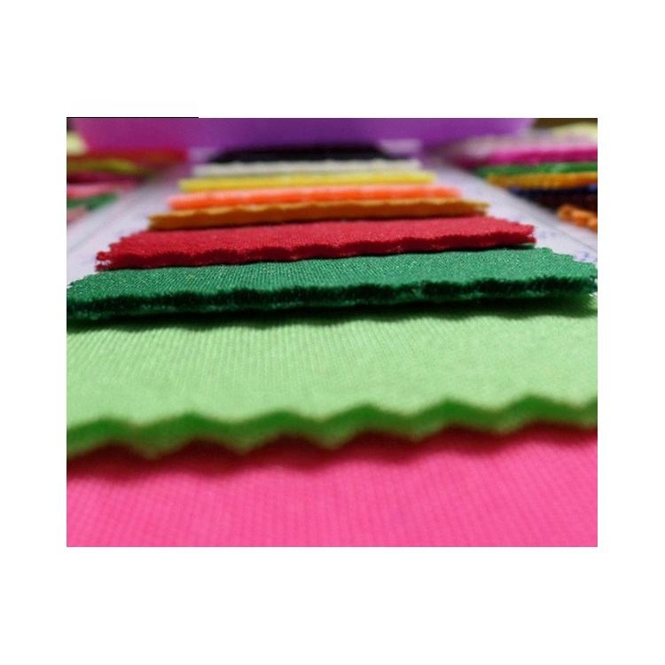 3D air layer stretch jacquard weft knitted spacer fabric