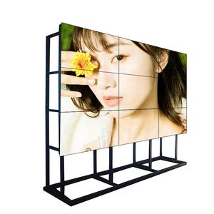 49 Inci Video Wall Display Mount LED Tampilan Layar Digital Indoor Layar Iklan