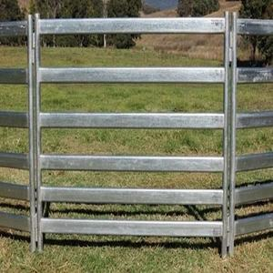 1x CATTLE RAIL JOINER Yard Stock Oval Fence Pipe Farm AU CRJ 115x42