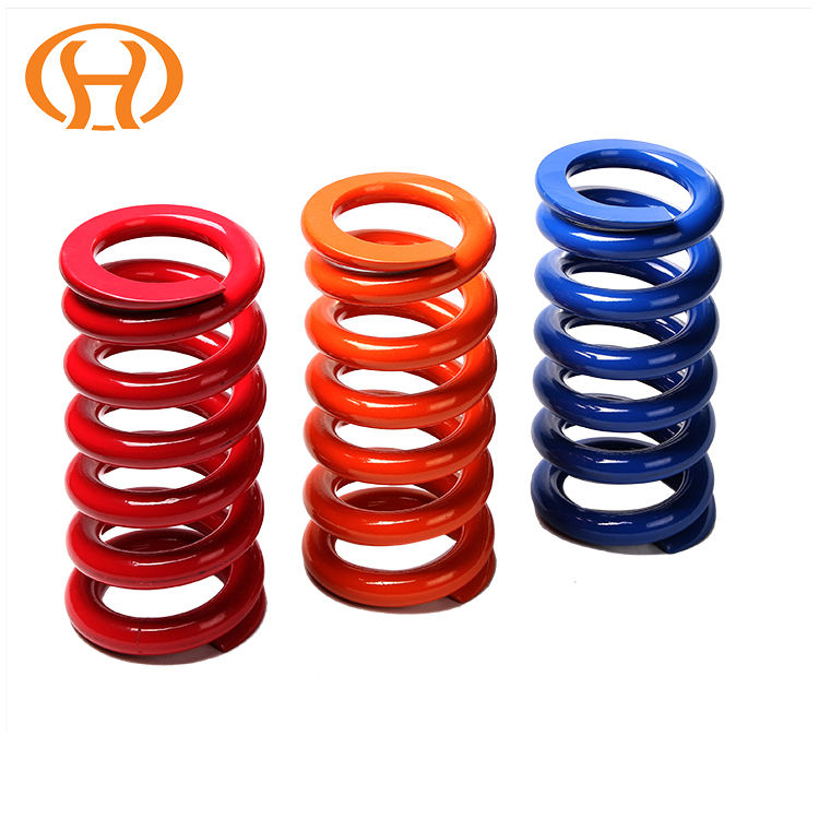 (High) 저 (-온도 강 헬리컬 Coil Compression Springs Tension Coil 봄