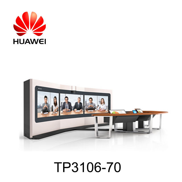 HUAWEI TP3106-70 next-generation flagship single-row telepresence system