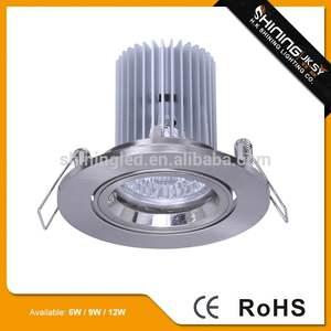 Сделано в китае из светодиодов прожектор 12 Вт из светодиодов пятна gu10