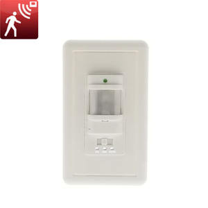 110 V-220 V Di Off Auto Motion Otomatis Pir Infrared Sensor Wall Light Switch
