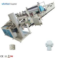 Lamination Color Gluing Toilet Kitchen Paper Towel Roll Embossing Machine
