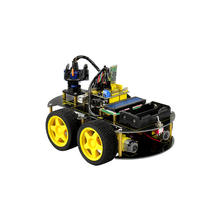 Keyestudio 4WD Bluetooth Multi-functional DIY Car For Arduino Robot with LCD1602/Bluetooth