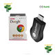 Google Chromecast 2 WIFI Miracast anycast Dongle Smart TV Stick de for TV Para Android/IOS/Windows/Mac