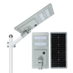 Hongzhun lighting outdoor ip65 Waterproof smd 40w 60w 120w 180w all in one integrated solar led street light