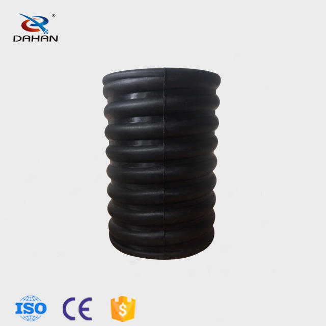Coil Spring Rubber Insulator/Mining Machine Composite Spring/High Quality Rubber With Metal Coil Spring
