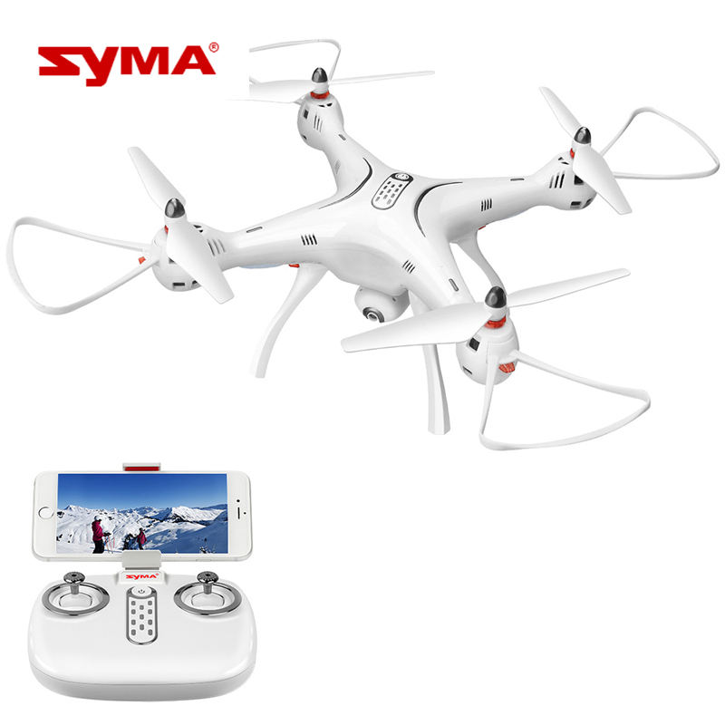 GPS Drone Long Range X8PRO Professionelle Syma Quadcopter GPS Smart Drohne Quadcopter