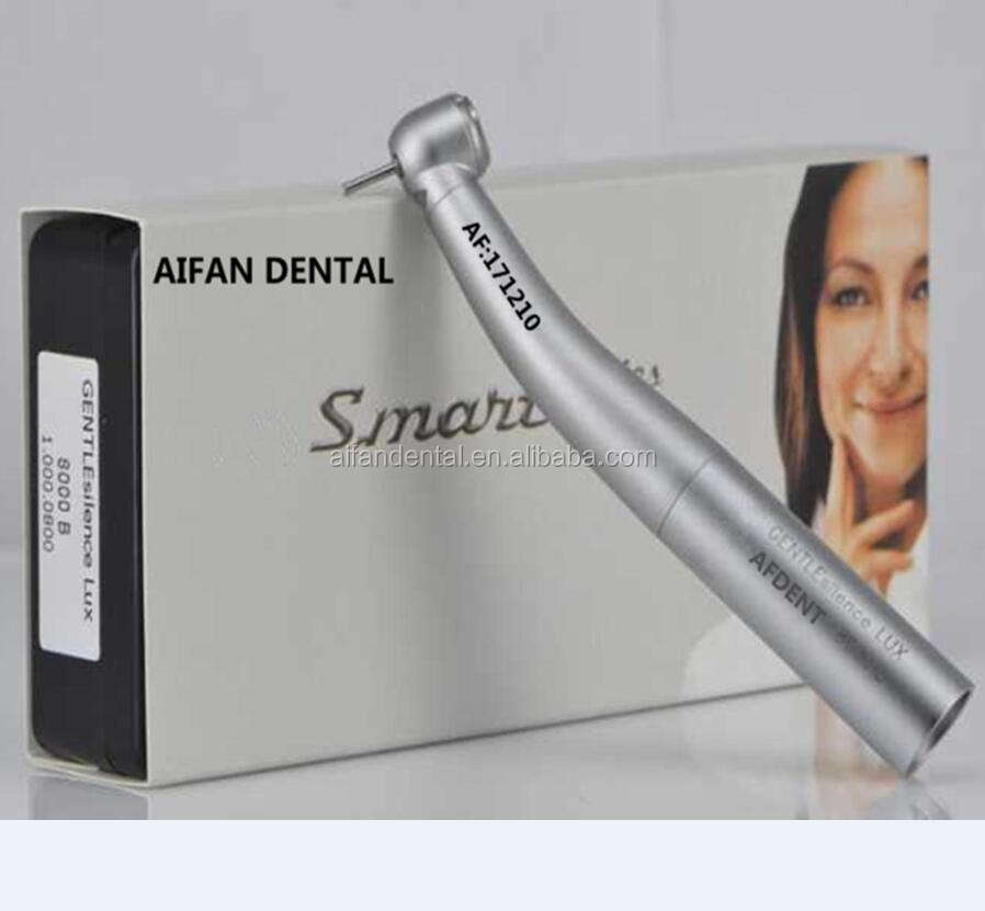 [ AiFan Dental ]New Model Torque Head Dental Handpiece High Speed 6Hole Fibre Optic
