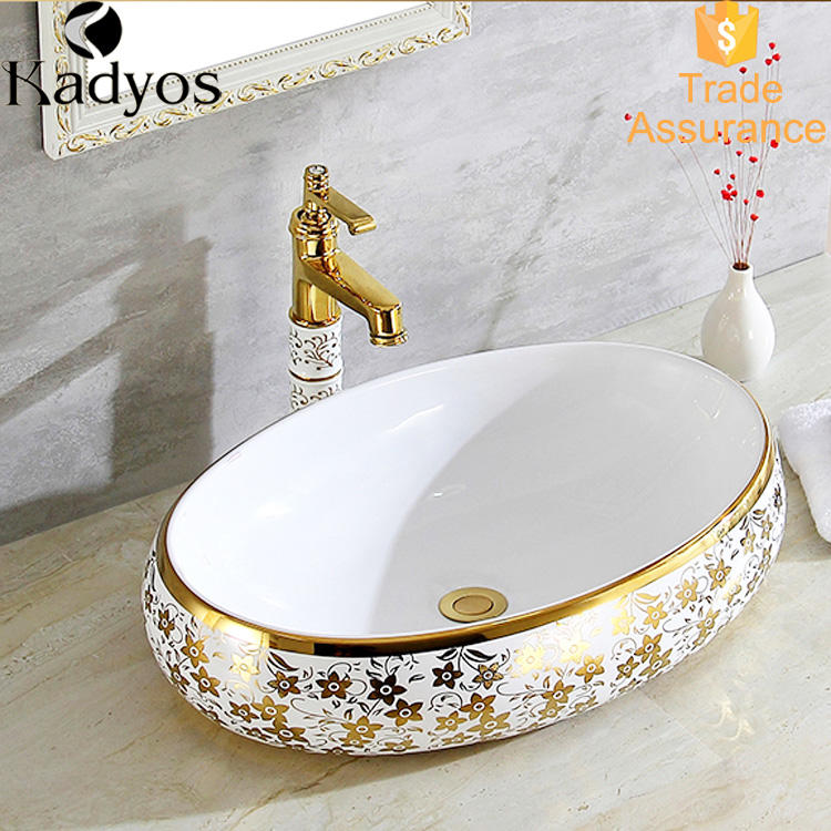 unique bathroom mexican vanity sink KD-03GBG