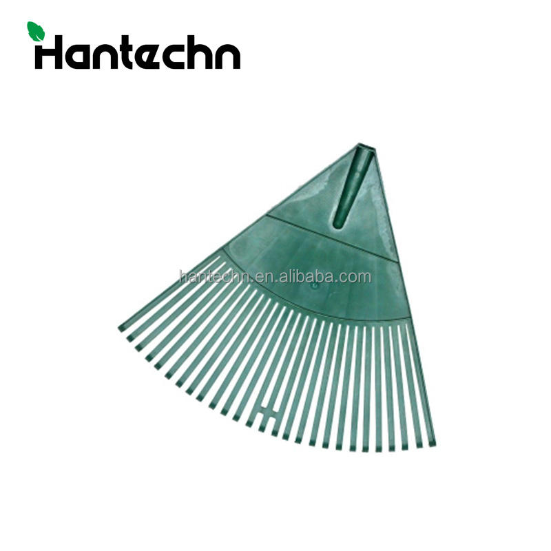 plastic leaf rake heads of High Quality