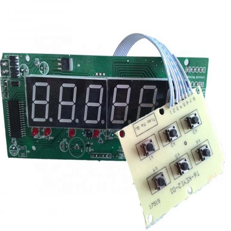 High Quality PCB Circuit Board Manufacture PCB Assembly For Digital Weighing Scale