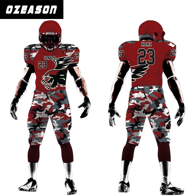 Camo football jerseys American football jerseys cheap price for sale
