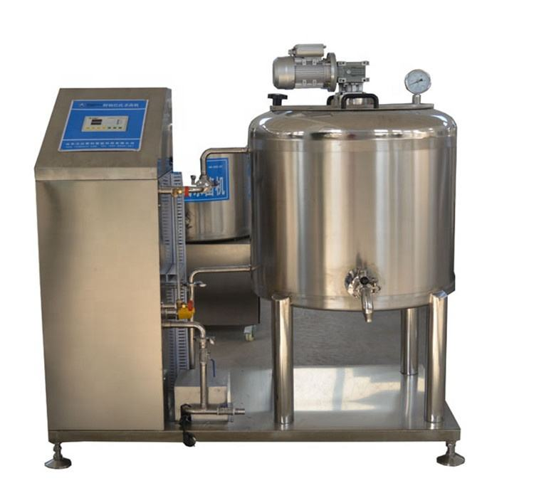500 litre milk and egg liquid pasteurization equipment low price