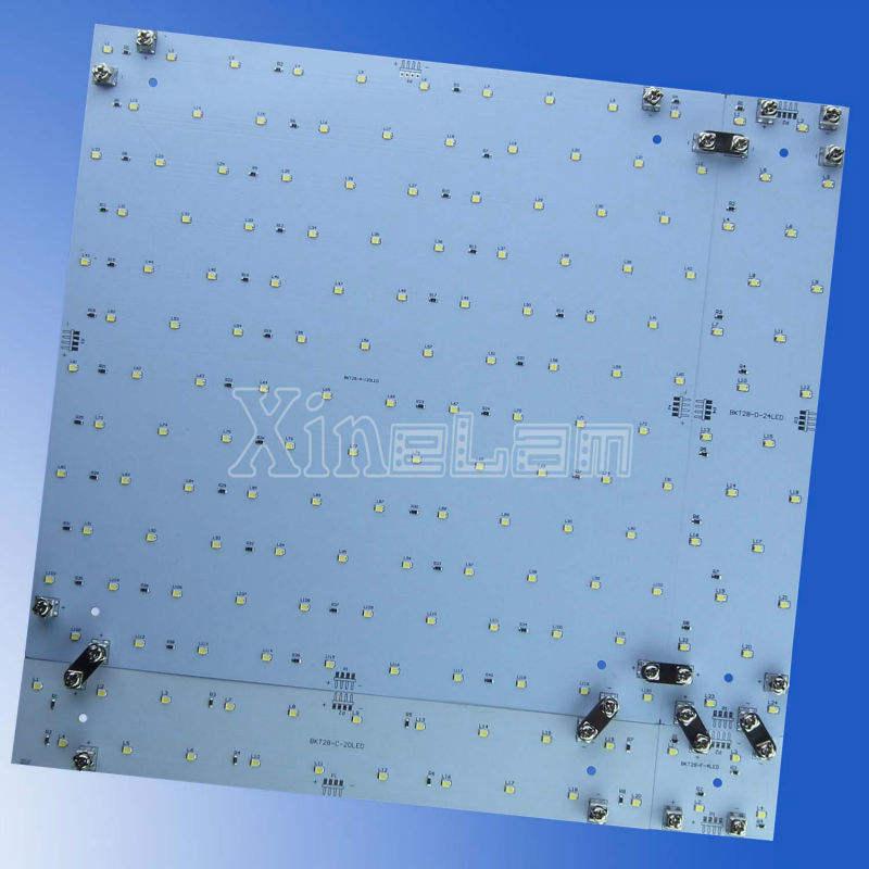 cuádruple perfil pcb 24v led módulo inalámbrico