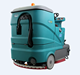 New Type Electric Floor Cleaning Machine Floor Washing Scrubber