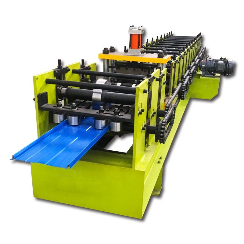 333 type metal siding forming machine of standing seam roof rolling mill