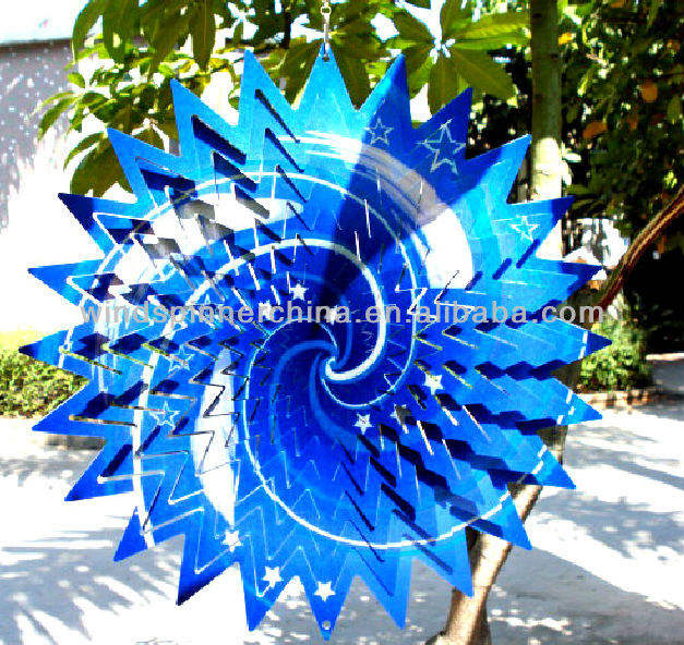 #116 wind spinner--sunsplash