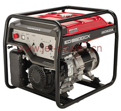 Honda gasoline generator from 2kw to 12kw