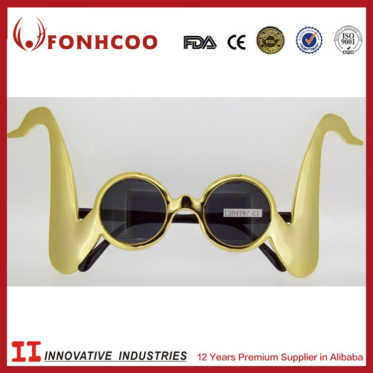 Fonhcoo <span class=keywords><strong>France</strong></span> Fan lunettes de soleil très bon marché en gros Instruments de musique en forme verres de <span class=keywords><strong>partie</strong></span>