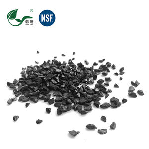 High-end Cleanest No Powder Coconut Shell Charcoal Activated Carbon
