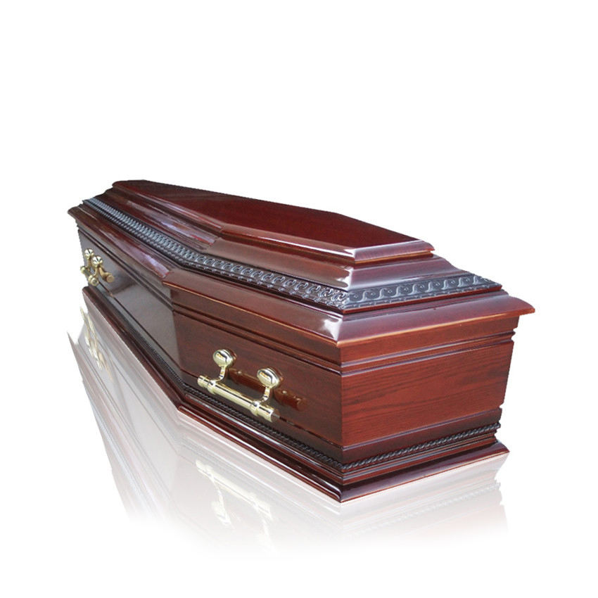 JS-E025 Professional Funeral factory coffin bed