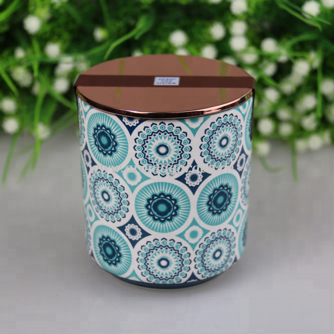 200g Soy Candle Ceramic Jar