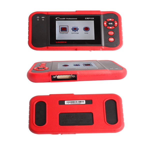 Launch CReader Professional 123 New Generation Of Core Diagnostic Product Launch CRP123 CRP 123 Diagnostic OBD2 Scanner
