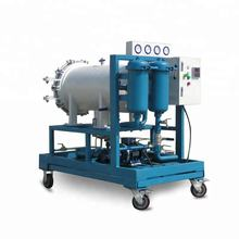 100 LPM 6000 LPH d2 diesel fuel oil waste oil recycle recycling kerosene particulate filter refinery machine for sale
