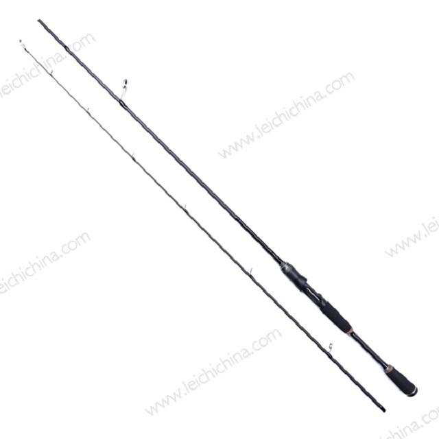 Carbon fiber light fishing ultralight spinning rod
