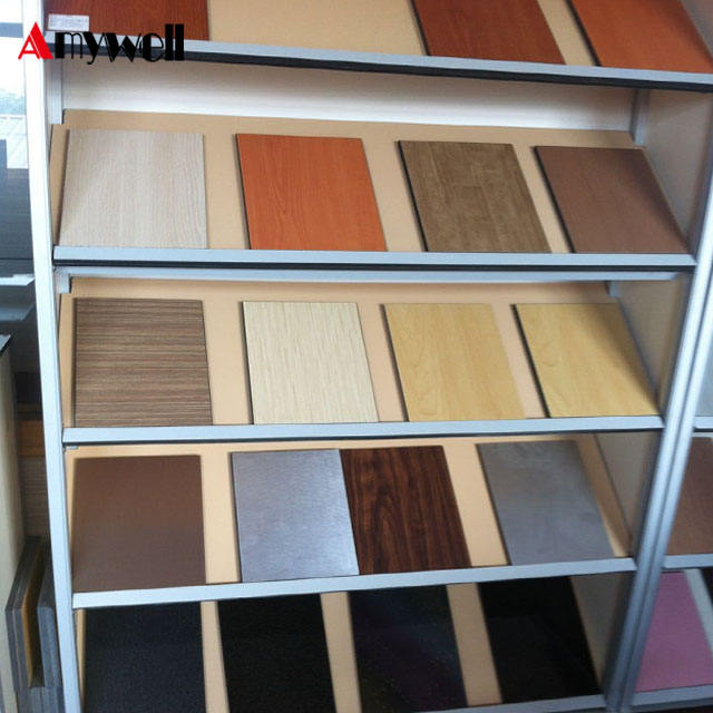 Amywell high density Phenolic solid color formica HPL laminate sheets