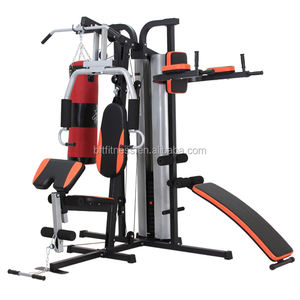 Guangzhou fitness equipment home gym 3 Stations home exercise machines