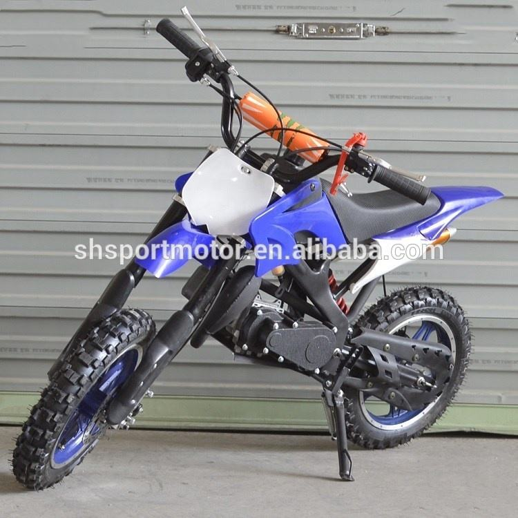 2019 CE&ISO 49cc Gas Powered Dirt Bike pull start Mini Dirt Bike for Kids