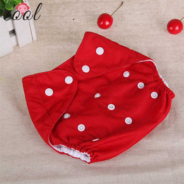 Reusable baby diapers pants washable ecological cloth diapers for baby
