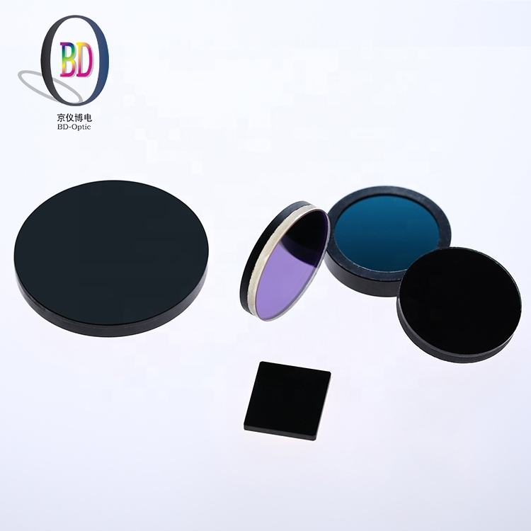 Manufacturer Custom 810nm optical interference Filters ir pass filter