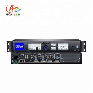 RGX hoge resolutie hdmi video wall processor ~ VDWALL LED video processor voor kleine pitch full color led scherm