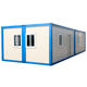 Customized EPS sandwich panels Detachable container house in nigeria/puerto rico/qatar